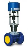 Клапан запорно-регулирующий 1,6 МПа