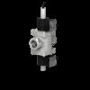 муфтовый с одним регулятором расхода и датчиком положения на DN 20-50