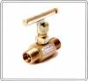 Клапан запорный игольчатый 15с54бк (муфтовый)